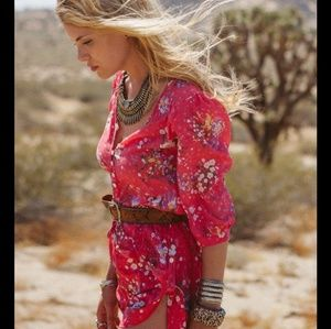 SPELL & THE GYPSY COLLECTIVE Sundancer Playsuit